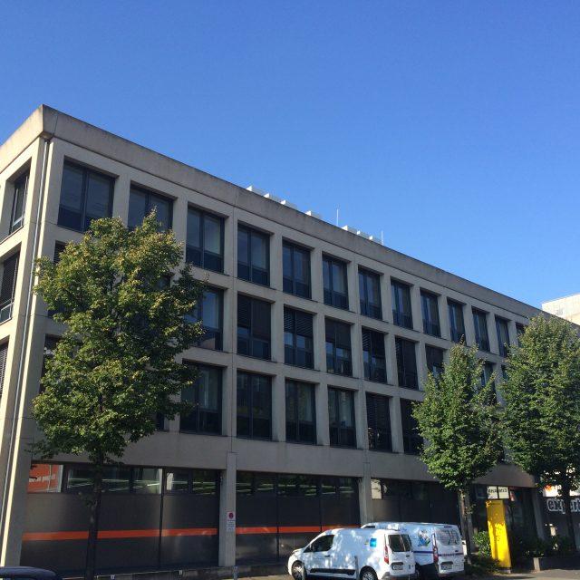 Bürohaus Bornheimer Straße