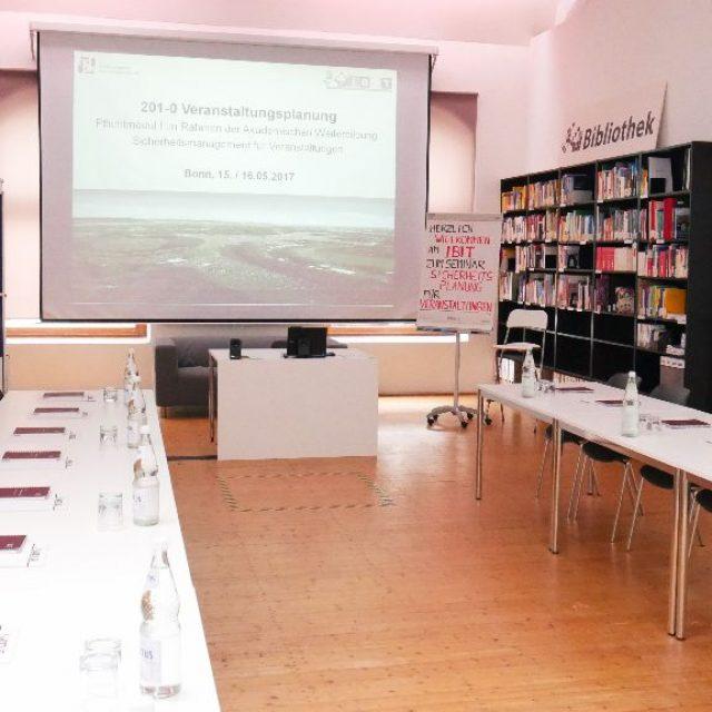 Internationale Bildungs- und Trainingszentrum für Veranstaltungssicherheit